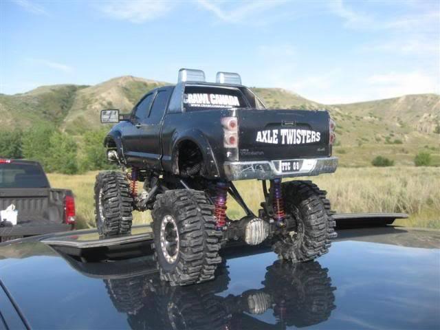 "Axle Twisters ""Tough Truck Contest"" 09 Jamboree TTC09003"