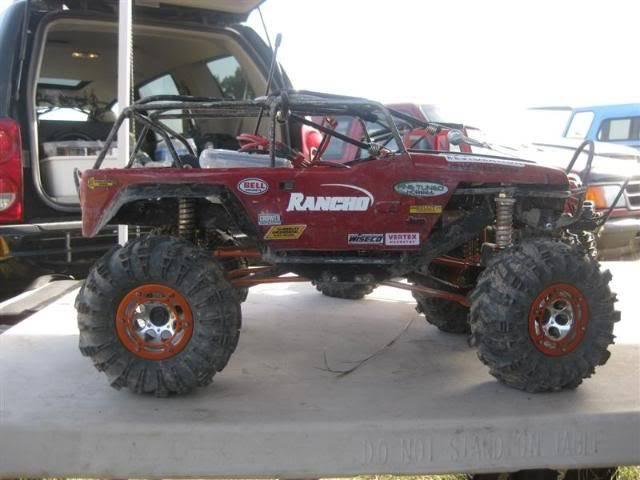 "Axle Twisters ""Tough Truck Contest"" 09 Jamboree TTC09004"