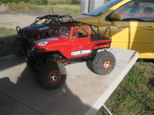 "Axle Twisters ""Tough Truck Contest"" 09 Jamboree TTC09005"