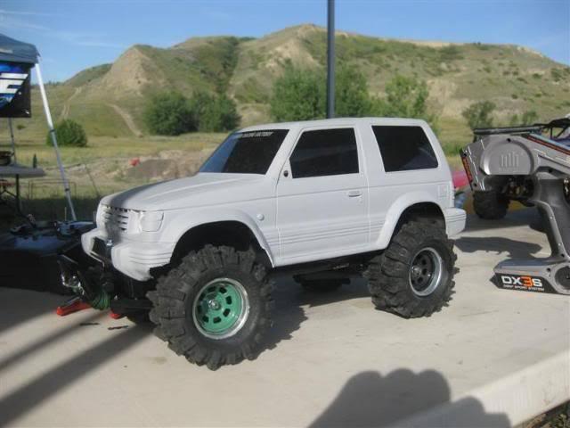 "Axle Twisters ""Tough Truck Contest"" 09 Jamboree TTC09006"
