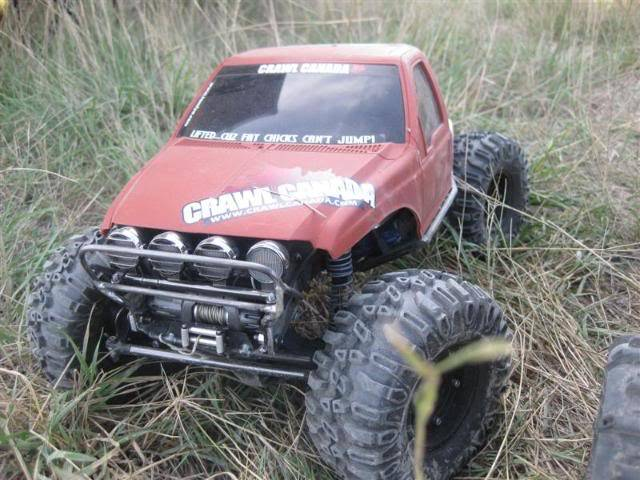 "Axle Twisters ""Tough Truck Contest"" 09 Jamboree TTC09008"