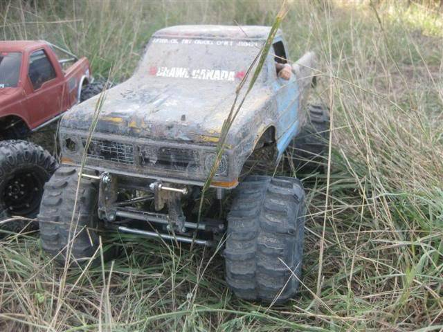 "Axle Twisters ""Tough Truck Contest"" 09 Jamboree TTC09009"