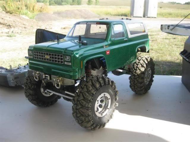 "Axle Twisters ""Tough Truck Contest"" 09 Jamboree TTC09010"