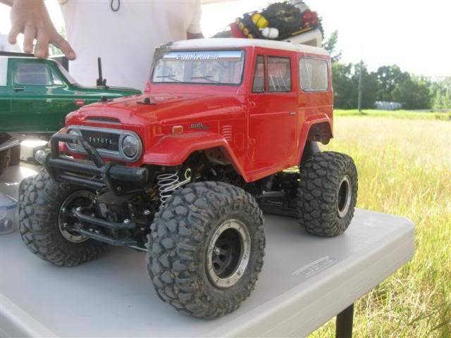 "Axle Twisters ""Tough Truck Contest"" 09 Jamboree TTC09012"