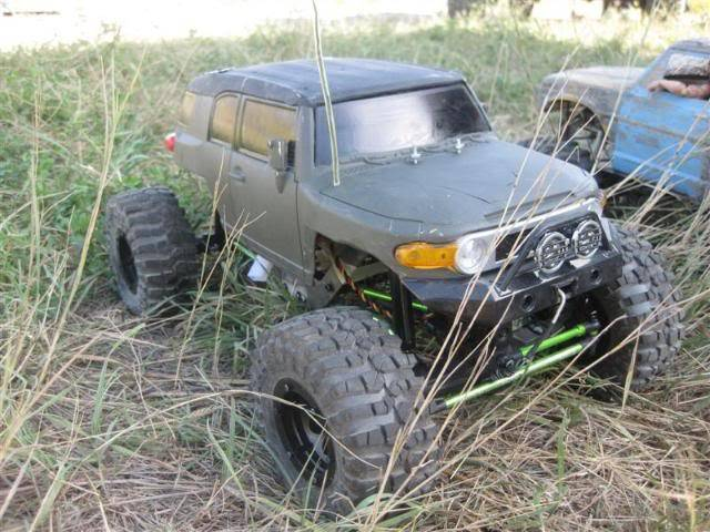 "Axle Twisters ""Tough Truck Contest"" 09 Jamboree TTC09013"