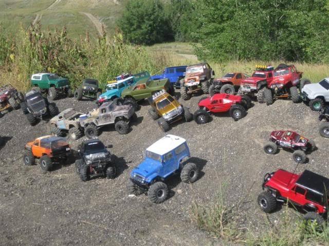 "Axle Twisters ""Tough Truck Contest"" 09 Jamboree TTC09015"