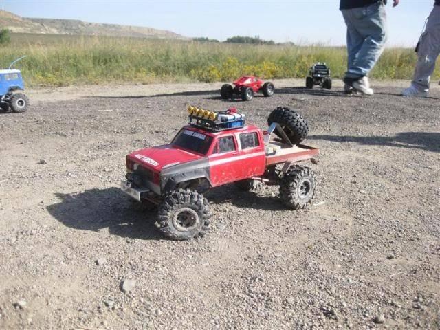 "Axle Twisters ""Tough Truck Contest"" 09 Jamboree TTC09020"
