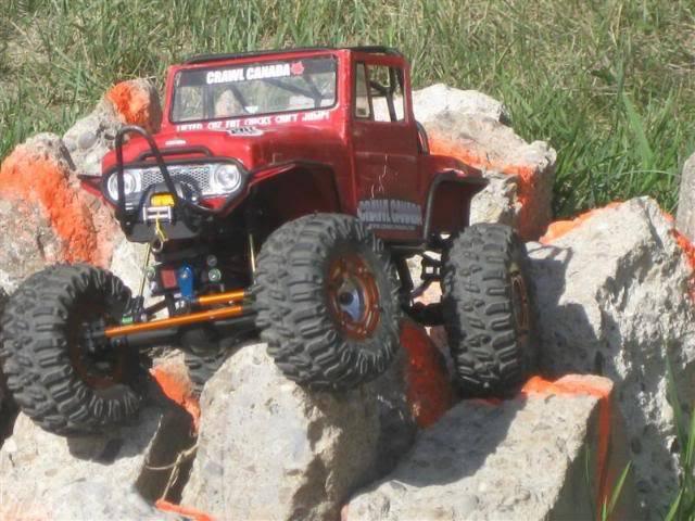 "Axle Twisters ""Tough Truck Contest"" 09 Jamboree TTC09026"