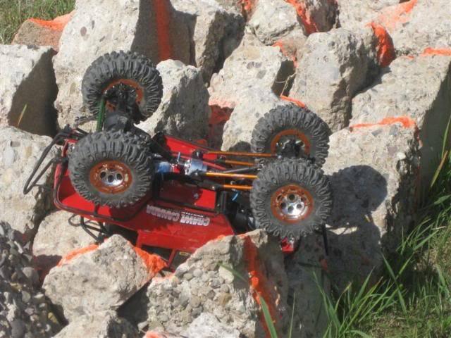 "Axle Twisters ""Tough Truck Contest"" 09 Jamboree TTC09027"