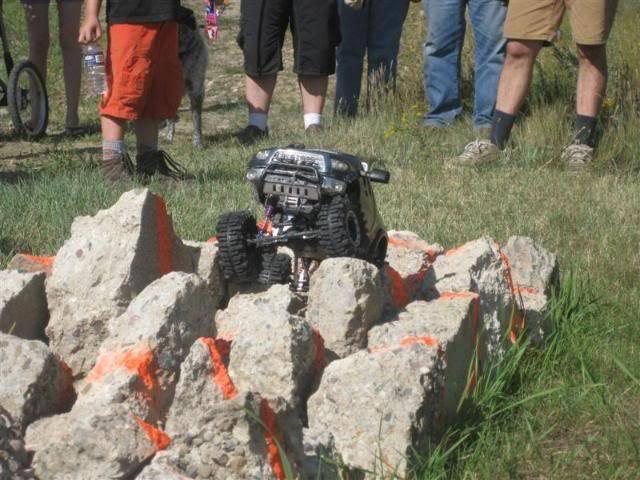 "Axle Twisters ""Tough Truck Contest"" 09 Jamboree TTC09029"