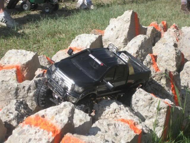 "Axle Twisters ""Tough Truck Contest"" 09 Jamboree TTC09030"