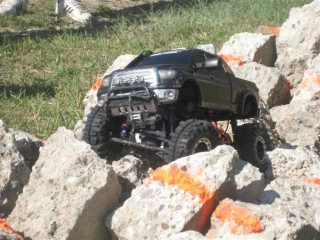 "Axle Twisters ""Tough Truck Contest"" 09 Jamboree TTC09031"