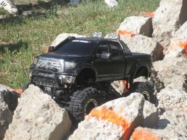 "Axle Twisters ""Tough Truck Contest"" 09 Jamboree TTC09033"