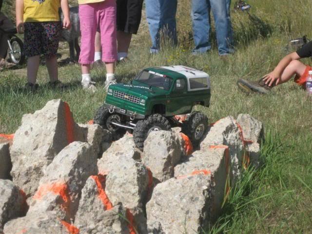 "Axle Twisters ""Tough Truck Contest"" 09 Jamboree TTC09034"