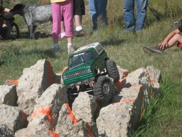 "Axle Twisters ""Tough Truck Contest"" 09 Jamboree TTC09035"