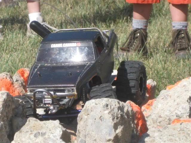 "Axle Twisters ""Tough Truck Contest"" 09 Jamboree TTC09037"