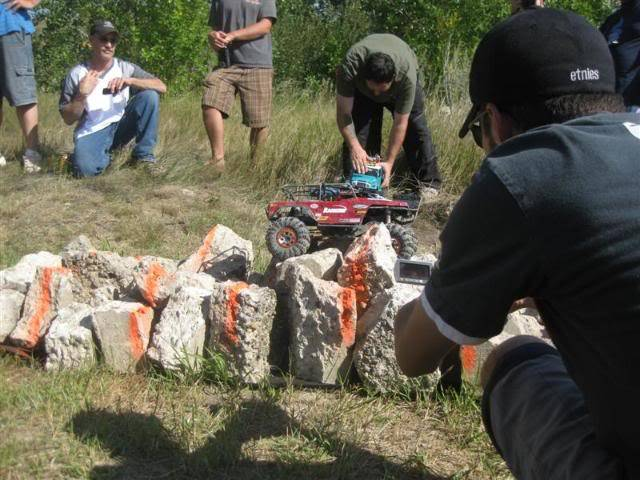 "Axle Twisters ""Tough Truck Contest"" 09 Jamboree TTC09041"