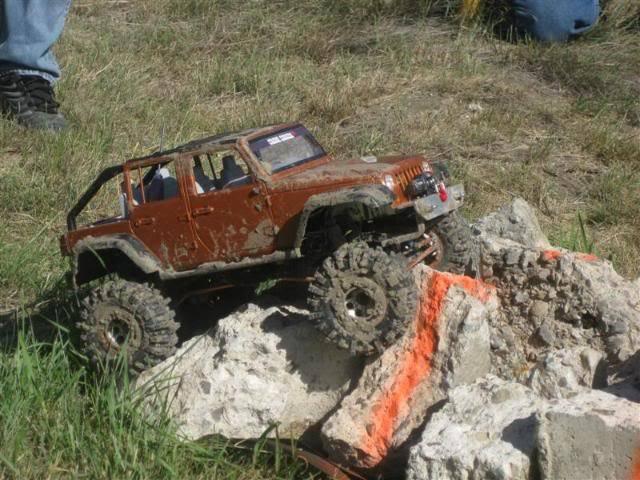 "Axle Twisters ""Tough Truck Contest"" 09 Jamboree TTC09044"