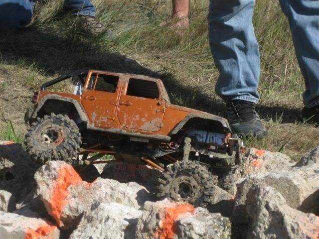 "Axle Twisters ""Tough Truck Contest"" 09 Jamboree TTC09045"