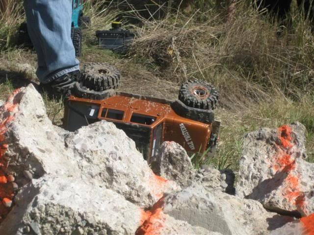 "Axle Twisters ""Tough Truck Contest"" 09 Jamboree TTC09046"