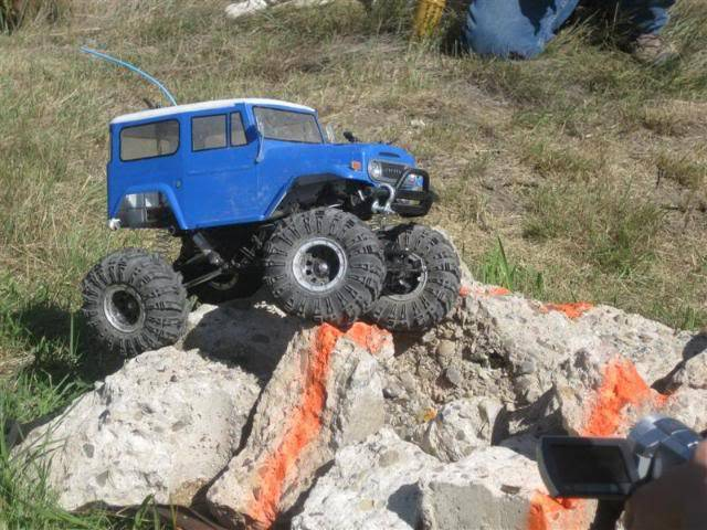 "Axle Twisters ""Tough Truck Contest"" 09 Jamboree TTC09047"