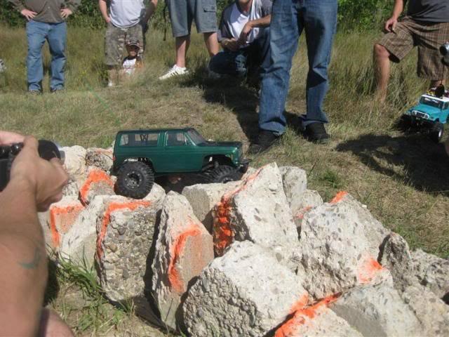 "Axle Twisters ""Tough Truck Contest"" 09 Jamboree TTC09049"