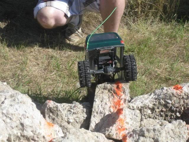 "Axle Twisters ""Tough Truck Contest"" 09 Jamboree TTC09050"