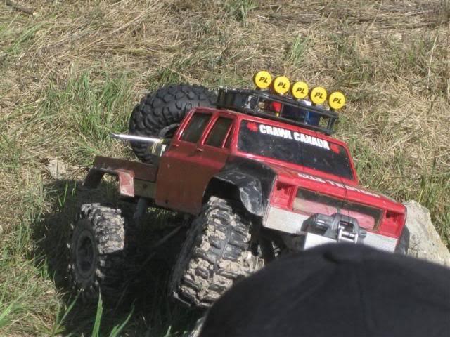 "Axle Twisters ""Tough Truck Contest"" 09 Jamboree TTC09051"