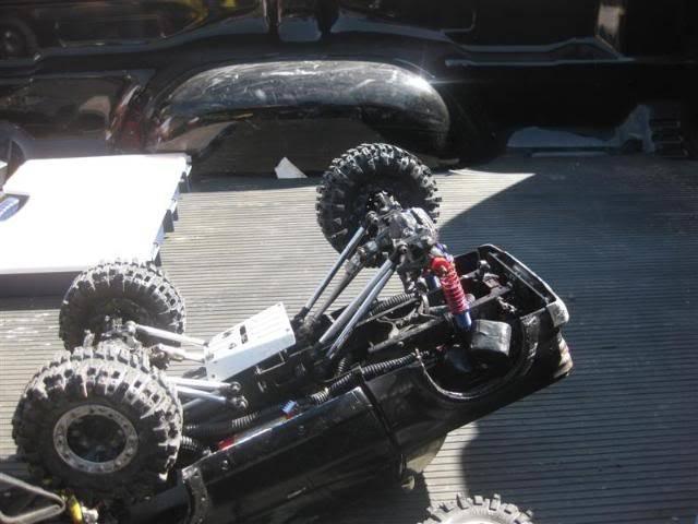"Axle Twisters ""Tough Truck Contest"" 09 Jamboree TTC09054"