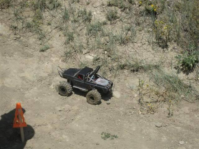 "Axle Twisters ""Tough Truck Contest"" 09 Jamboree TTC09058"