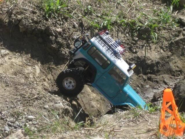 "Axle Twisters ""Tough Truck Contest"" 09 Jamboree TTC09059"