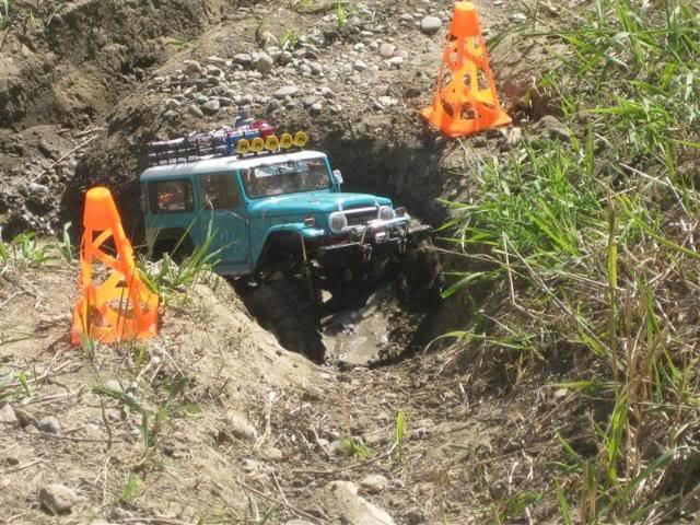 "Axle Twisters ""Tough Truck Contest"" 09 Jamboree TTC09061"