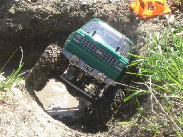 "Axle Twisters ""Tough Truck Contest"" 09 Jamboree TTC09062"