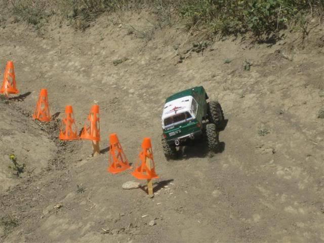 "Axle Twisters ""Tough Truck Contest"" 09 Jamboree TTC09063"