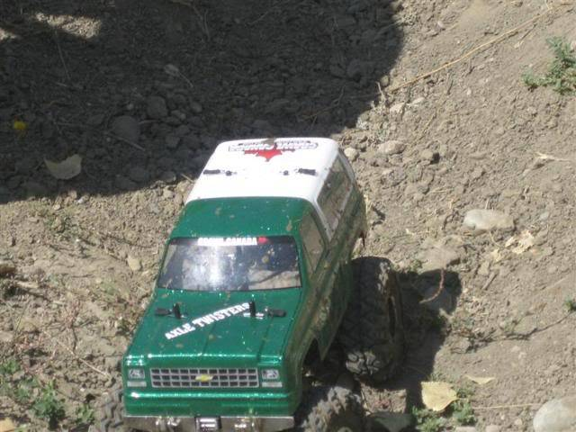 "Axle Twisters ""Tough Truck Contest"" 09 Jamboree TTC09064"