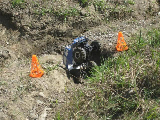 "Axle Twisters ""Tough Truck Contest"" 09 Jamboree TTC09066"