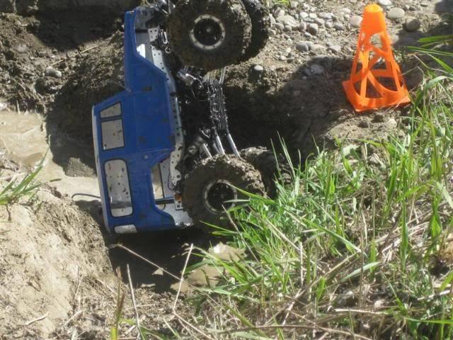 "Axle Twisters ""Tough Truck Contest"" 09 Jamboree TTC09067"