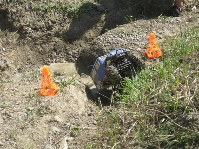 "Axle Twisters ""Tough Truck Contest"" 09 Jamboree TTC09068"