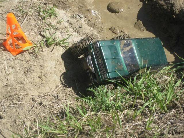 "Axle Twisters ""Tough Truck Contest"" 09 Jamboree TTC09073"