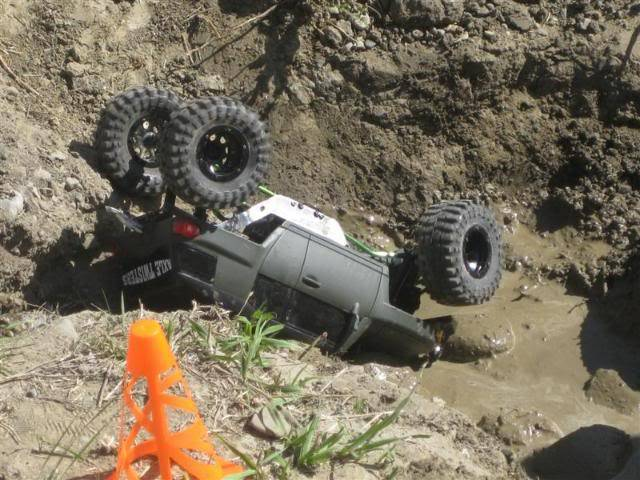 "Axle Twisters ""Tough Truck Contest"" 09 Jamboree TTC09075"