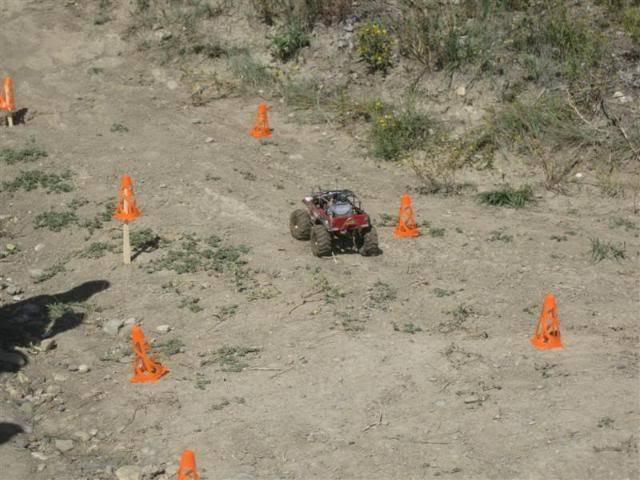"Axle Twisters ""Tough Truck Contest"" 09 Jamboree TTC09077"