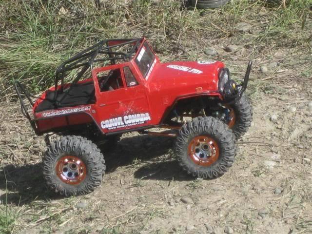 "Axle Twisters ""Tough Truck Contest"" 09 Jamboree TTC09079"