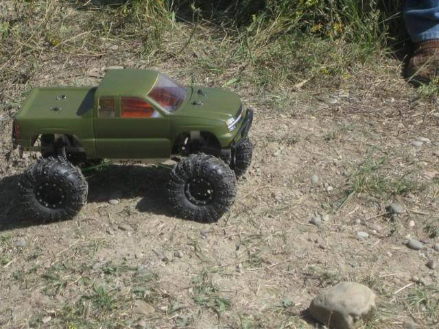 "Axle Twisters ""Tough Truck Contest"" 09 Jamboree TTC09080"
