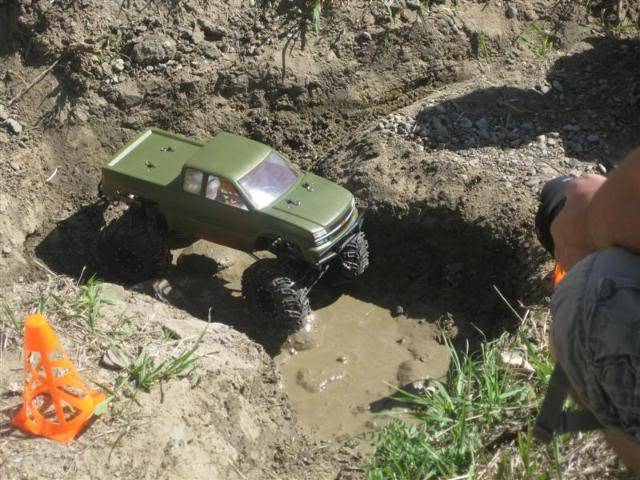 "Axle Twisters ""Tough Truck Contest"" 09 Jamboree TTC09081"