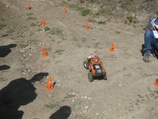 "Axle Twisters ""Tough Truck Contest"" 09 Jamboree TTC09083"