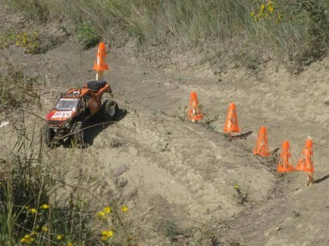 "Axle Twisters ""Tough Truck Contest"" 09 Jamboree TTC09084"
