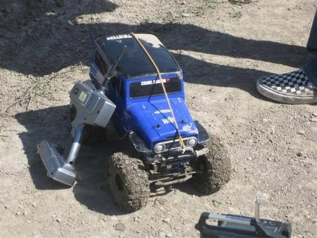 "Axle Twisters ""Tough Truck Contest"" 09 Jamboree TTC09091"