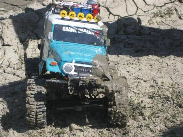 "Axle Twisters ""Tough Truck Contest"" 09 Jamboree TTC09094"
