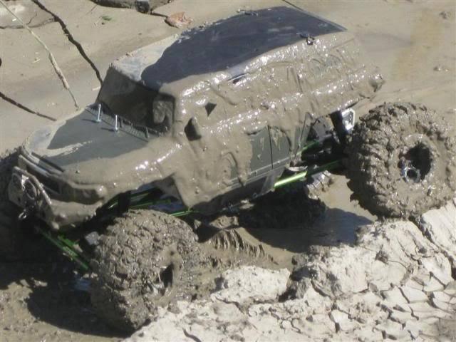 "Axle Twisters ""Tough Truck Contest"" 09 Jamboree TTC09096"