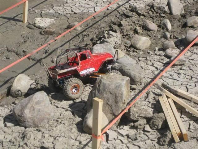 "Axle Twisters ""Tough Truck Contest"" 09 Jamboree TTC09097"